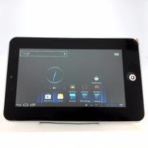 Tablet Nitro   Android 2.2 Wi-fi 4gb Câmera   Prata