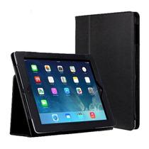 Capa Book Case Couro Sintético Apple Ipad 6 Air 2 Retina 9.7