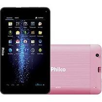 Tablet Philco R711a4.2 Dtv Rosa Com Tela 7 , 8gb, Tv Digital