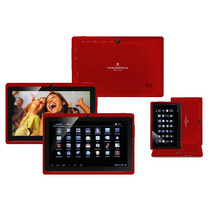 Tablet Powerpack Pmd-7204 7 4gb 3g Hdmi Android 4.0 Vermelho