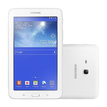 Tablet Samsung Galaxy Tab 3 Lite Sm-t110 Branco - 8gb, Wi-fi