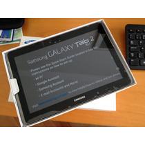 Tablet Samsung Galaxy Tab 2 10.1 - Wifi - 1 Semana De Uso!!!