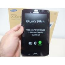 Tablet Samsung Galaxy Tab3 T111 Lacrado Android 3g 8gb Gps