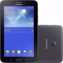 Tablet Celular Samsung Tab3 T111m Lacrado Android 3g 8gb Gps