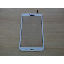 Tela Vidro Touch Samsung Galaxy Tab3 8 Polegadas
