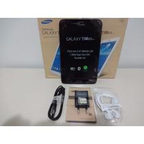 Tablet Celular Samsung Galaxy Tab3 T111m Lacrado Android 3g