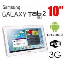 Tablet Samsung Galaxy Tab2 10.1 3g P5100 Vitrine Nf Garantia