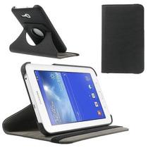 Capa Giratória Preta P/ Tablet Samsung Tab E 9.6