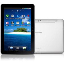 Tablet Samsung Galaxy P7500 10.1 Android 3g 16gb Nfe Vitrine