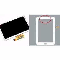 Display Lcd + Touch Sm-t110 Samsung Galaxy Tab 3 Original