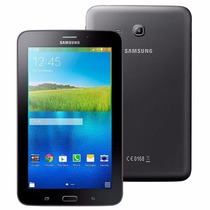 Tablet Samsung Galaxy Tab E T113, Tela 7, Android 4.4, Wifi