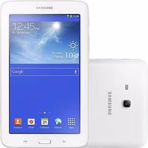 Tablet Samsung Galaxy Tab 3 Lite Nacional Com Nota Fiscal