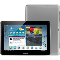 Samsung Galaxy Tab 2 10.1 Gt- P5100 3g Wifi Gps E Telefone