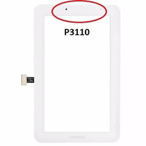 Tela Touch Samsung P3110 7 Galaxy Tab 2 Branco Frete Grátis!