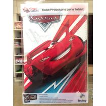 Capa Protetora Para Tablet 7 Tema Carros Tec Toy Tt-2500 01