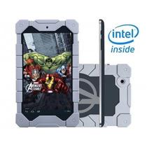 Tablet Tectoy Avengers Assemble 8gb Tela 7 Wi-fi