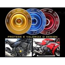 Slider Tampa De Motor Honda Cb1000r/hornet/cbr1000rr/600rr