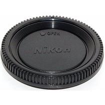 Tampa Original Corpo Camera Logo Nikon D5100 D5200 D5300