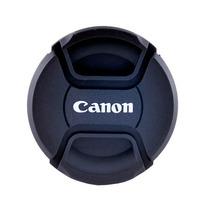 Tampa Frontal Para Lente Canon 58mm Lc58 (diâmetro)