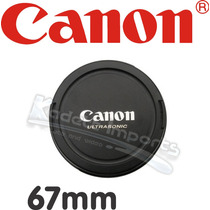 Tampa Da Lente Canon Ultrasonic 67mm ** P/ Lente 18-135mm