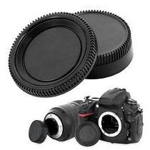Kit Tampa Corpo E Lente Nikon D3300 D5300 D7200 D7100 D800