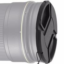 Tampa Lente Reposição Nex F3 Lente 18-55 / 55-210mm 49mm