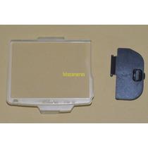 Nikon D90 Kit Protetor Do Lcd E Tampa Da Bateria