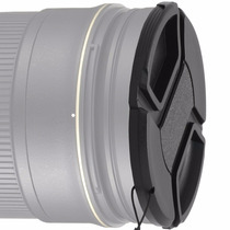 Tampa Lente Objetiva Reposição Canon Kit T3i T4i T5i 18-55mm