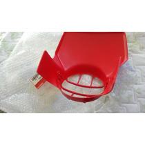 Carengem Farol Vermelha Xl,xlx 250 Original Honda Nova