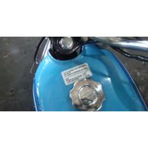 Tampa Do Tanque Combustivel Honda Cg 125 Ml Bolinha 77 A 82