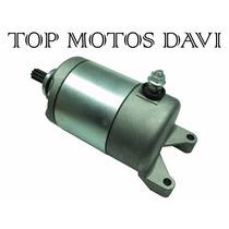 Motor Arranque Partida Moto Fazer Lander Tenere 250 06/11