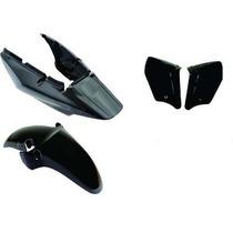 Kit Carenagem Cbx250 Twister Preto 2003 Modelo Original