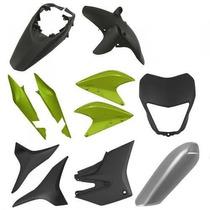 Kit Plásticos Carenagem Honda Xre300 2010 A 2012 Todas Core