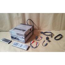 Gravador Vhs/sintonizado/tv/acoplador Panasonic Japao Antigo