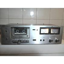 Tape Deck Cce Cd 130 Reproduz Grava Bem Conservado Gravador