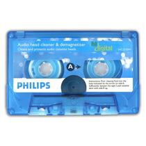 Fita K-7 De Limpeza E Desmagnetizar Tape-decks E Toca-fitas