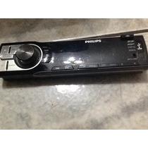 Painel Frontal Destacável Tape Philips Cem220x Funcionando
