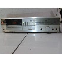 Tape Deck Philips Aw620 Para Receiver Amplificador E Som