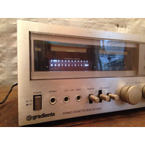 Gradiente Cassette Deck Cd 4000