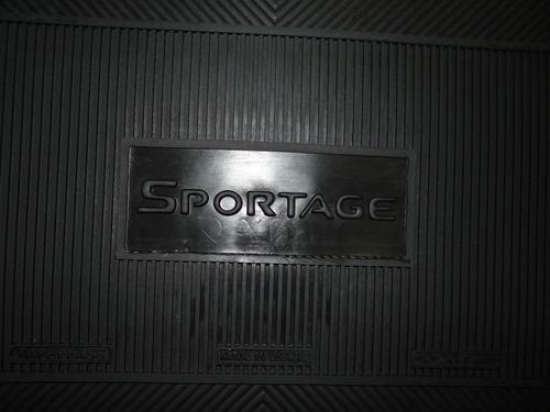 Tapete Do Porta Malas Sportage Kia