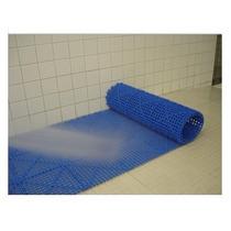 Piso Tapete Antiderrapante Piscina Banheiro Estrado Azul 32p