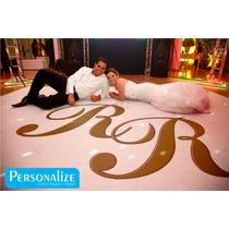 Pista De Dança Personalize Seu Casamentos,debutantes 2m X 2m