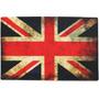 Capacho Vinil Art Divertido 40x60 Bandeira Inglaterra Kapazi