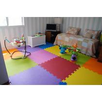 Tapete Eva Kit Quarto Bebe Infantil Criança Juvenil Com 3 M²