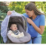 Mosquiteiro Bebê Conforto Carrinho Filó Graco Burigotto Tela