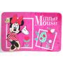Tapete Decoração Quarto Infantil Cama Criança Minnie Mouse