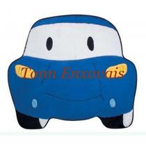 Promoção Tapete Infantil Carro Royal Pelúcia Frete Grátis