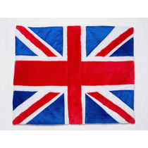 Tapete London Bandeira De Londres Inglaterra Com 1,10mx0,90m
