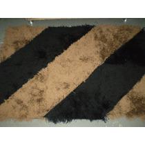 Tapete De Sala E Quarto 1,00x1,50 Fio 07cm Altura Sob Medida