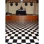 Tapete Xadrez - Pista De Dança - Espessura De 1,25mm - 1m²